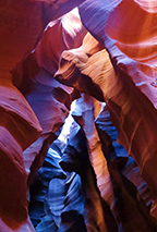 Photo by Mike Trunzo - Antelope Canyon