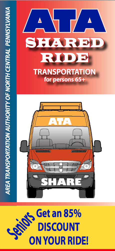 ATA Shared Ride Trifold PDF