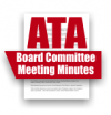 ATA Board Committee Meeting Minutes