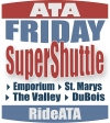 ATA Friday Super Shuttle FR 201220