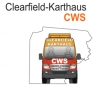 Clearfield (Karthaus) County Wide Service CWS 608210