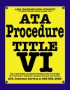 ATA Title VI - How to File a Complaint